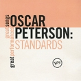 Oscar Peterson Standards Серия: Great Songs / Great Performances артикул 7478o.